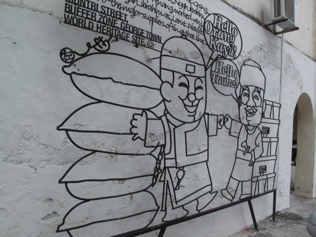 Street art (Penang)